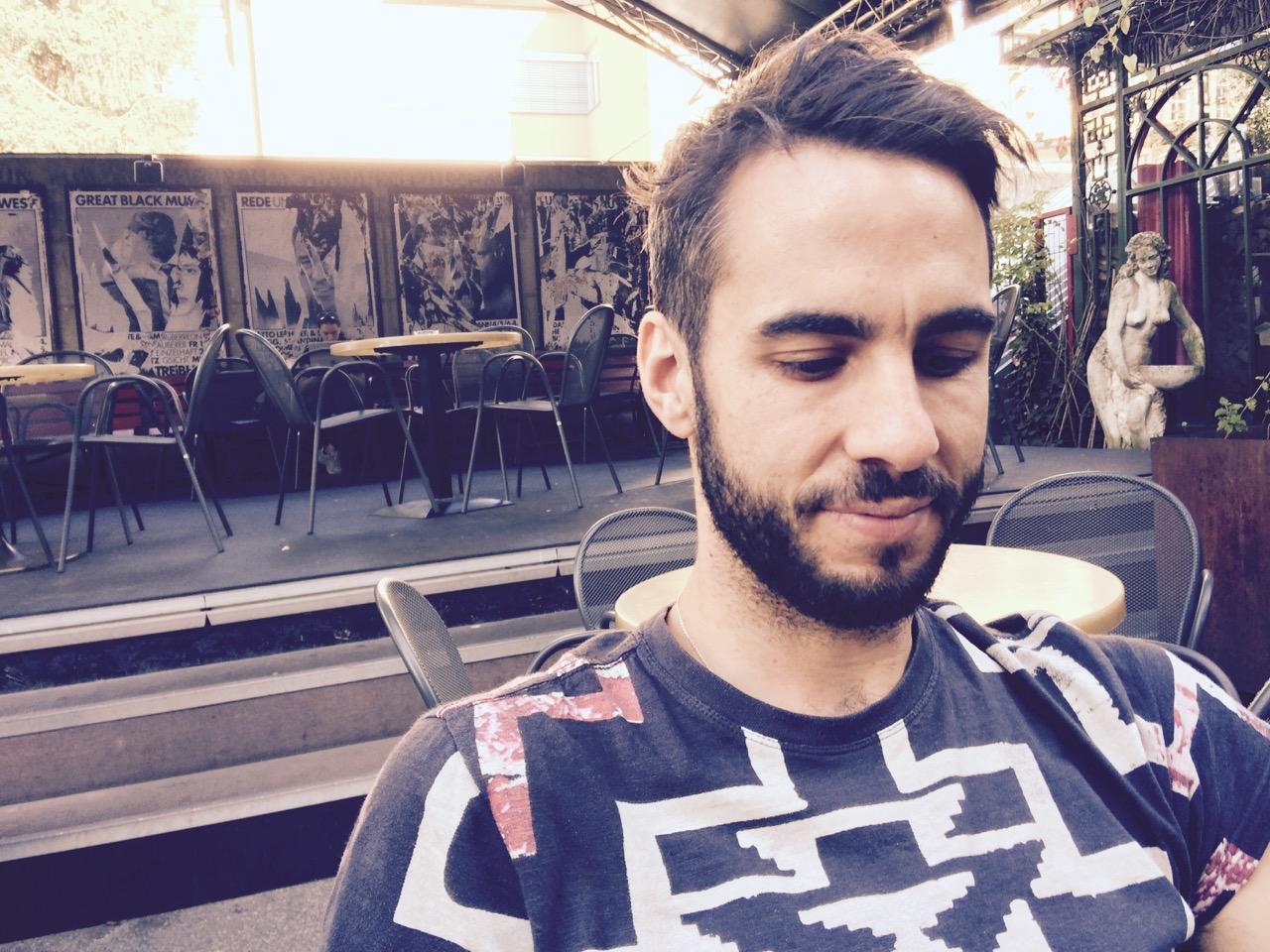 Mit Manu Delago durch Innsbruck