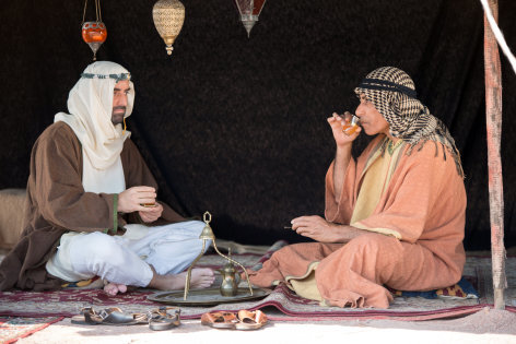 11.10.19 zeit.geschichte | Blutige Linien - Die Grenzziehung von Sykes-Picot 121019