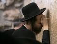 Viele Juden beten an dem höchsten jüdischen Feiertag Jom Kippur an der Klagemauer, um die Vergebung ihrer Sünden.