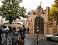 Die Synagoge in Halle (Saale)