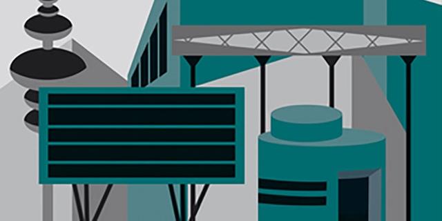 """Buchcover """"Institut"""" von Lisa Spalt"""