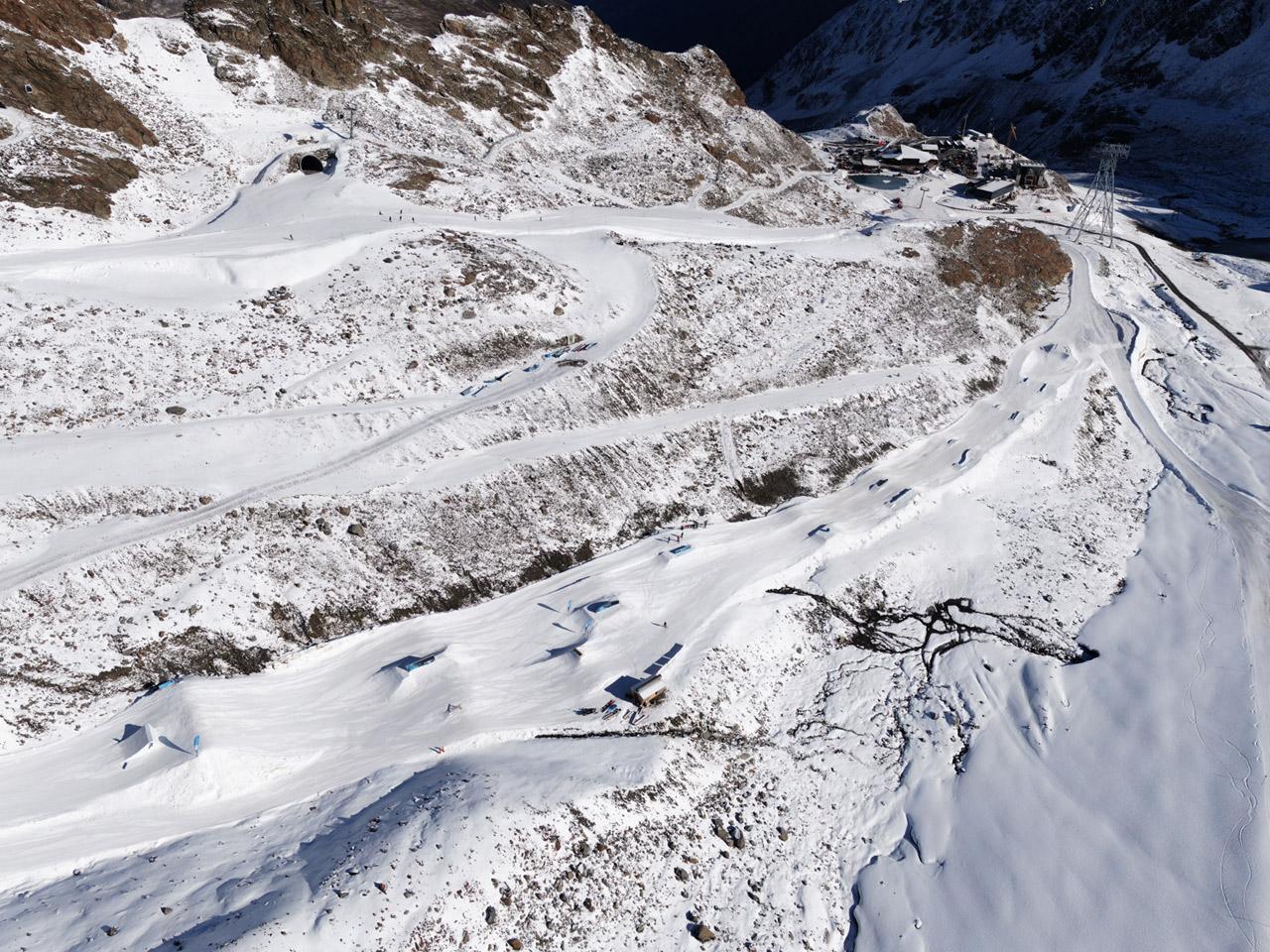 Snowpark Jibline