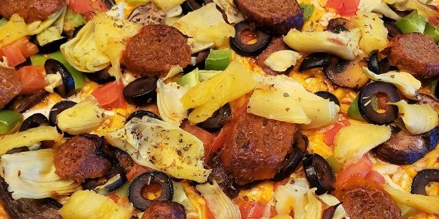Pizzabelag