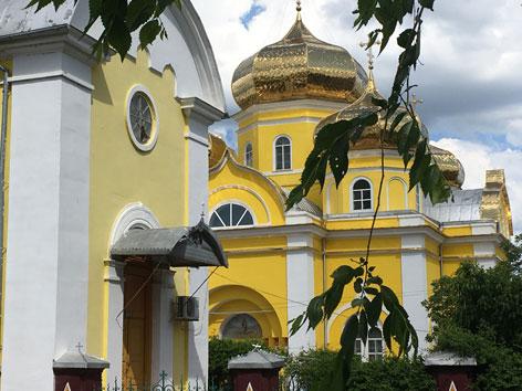 Moldau Kirche