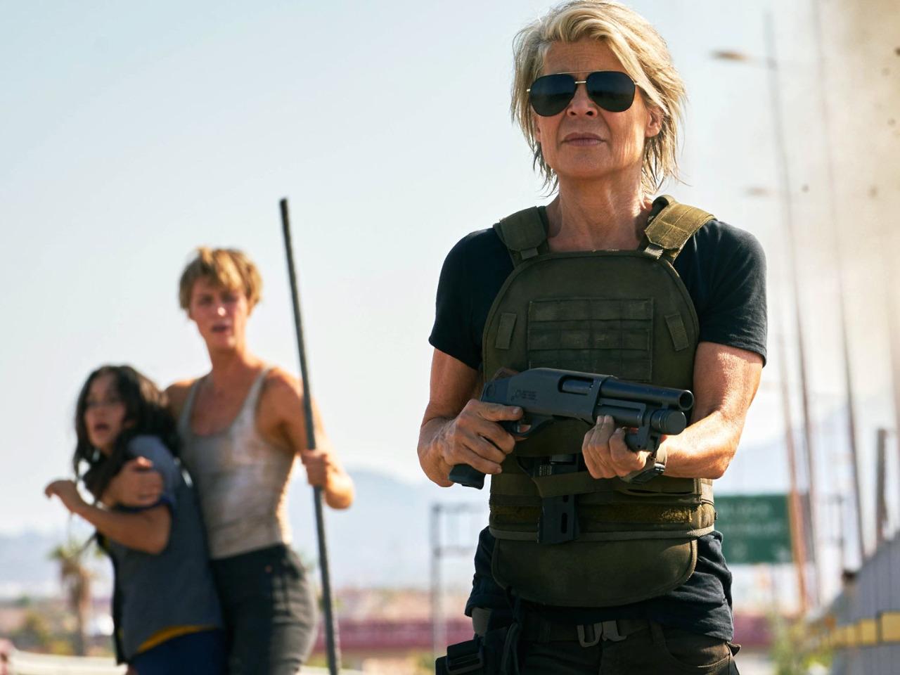 """Szenenbild """"Terminator: Dark Fate"""""""