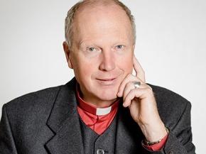 Der altkatholische Bischof Heinz Lederleitner