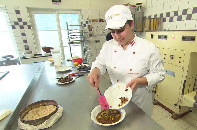 Zwetschken-Maroni-Torte