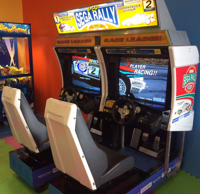 Sega Rally Twin