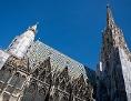 Außenansicht des Stephansdoms.