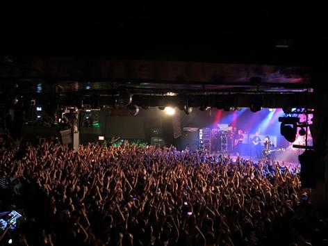 Green Day Gewinner in Madrid mit Tina Ritschl