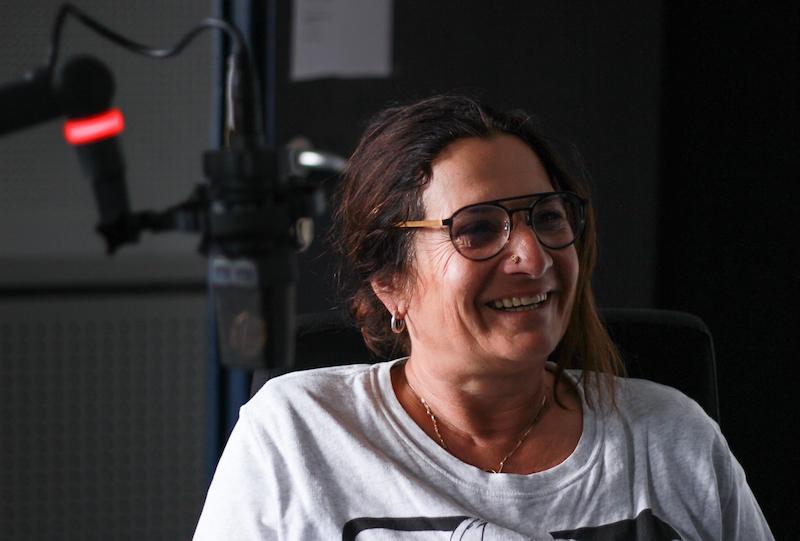 Regisseurin Sabine Derflinger