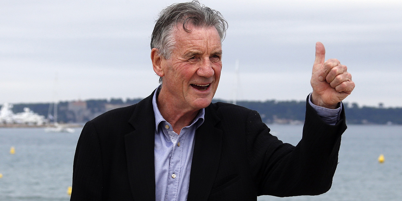 Michael Palin brings life to the story of some frozen Victorians