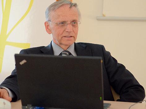 Pastoraltheologe Paul M. Zulehner