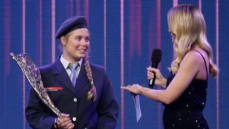 Carine Edlinger Sportlerin des Jahres mit Behinderung 2019