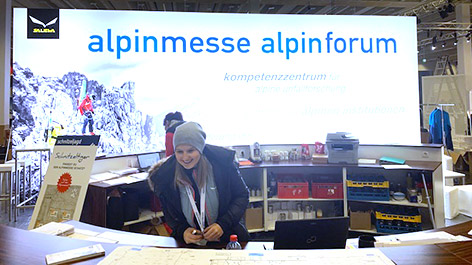 Alpinmesse Alpinforum