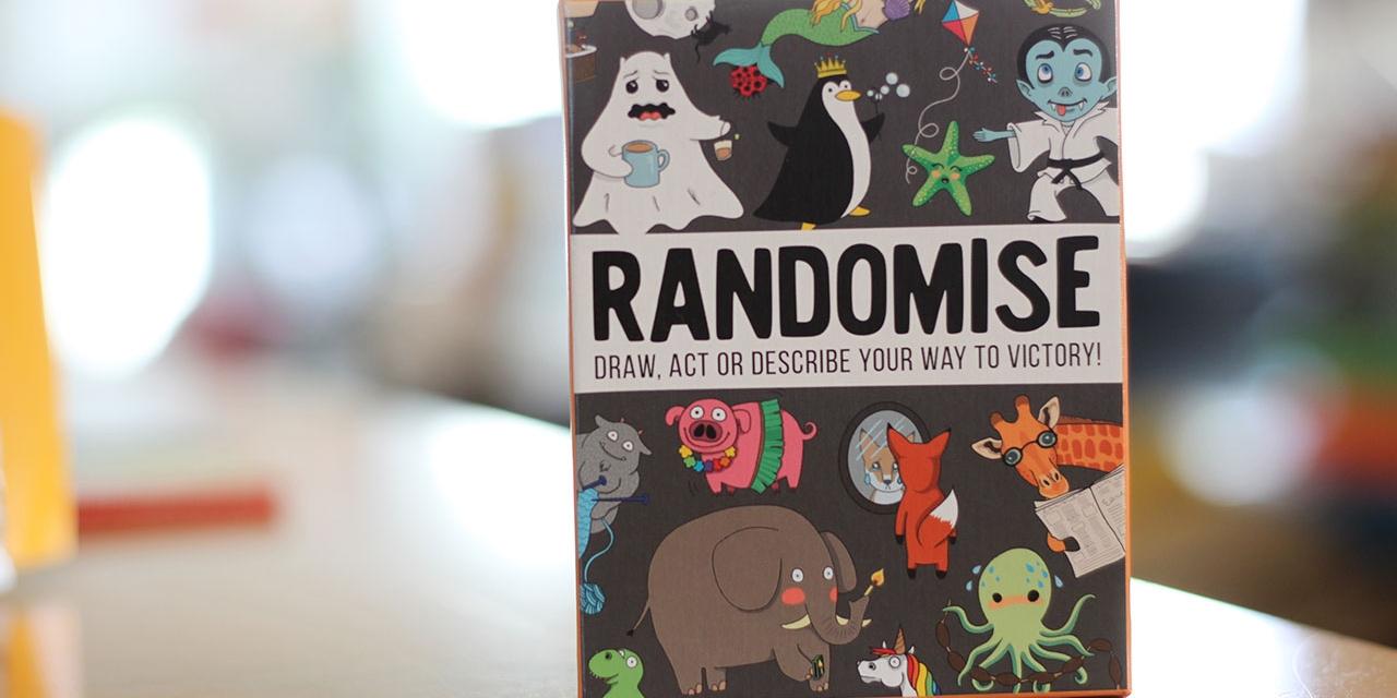 "Kartenspiel ""Randomise"""