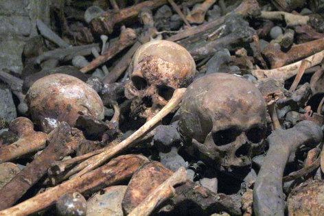 Die Michaelergruft - Expedition in die Stadt der Toten