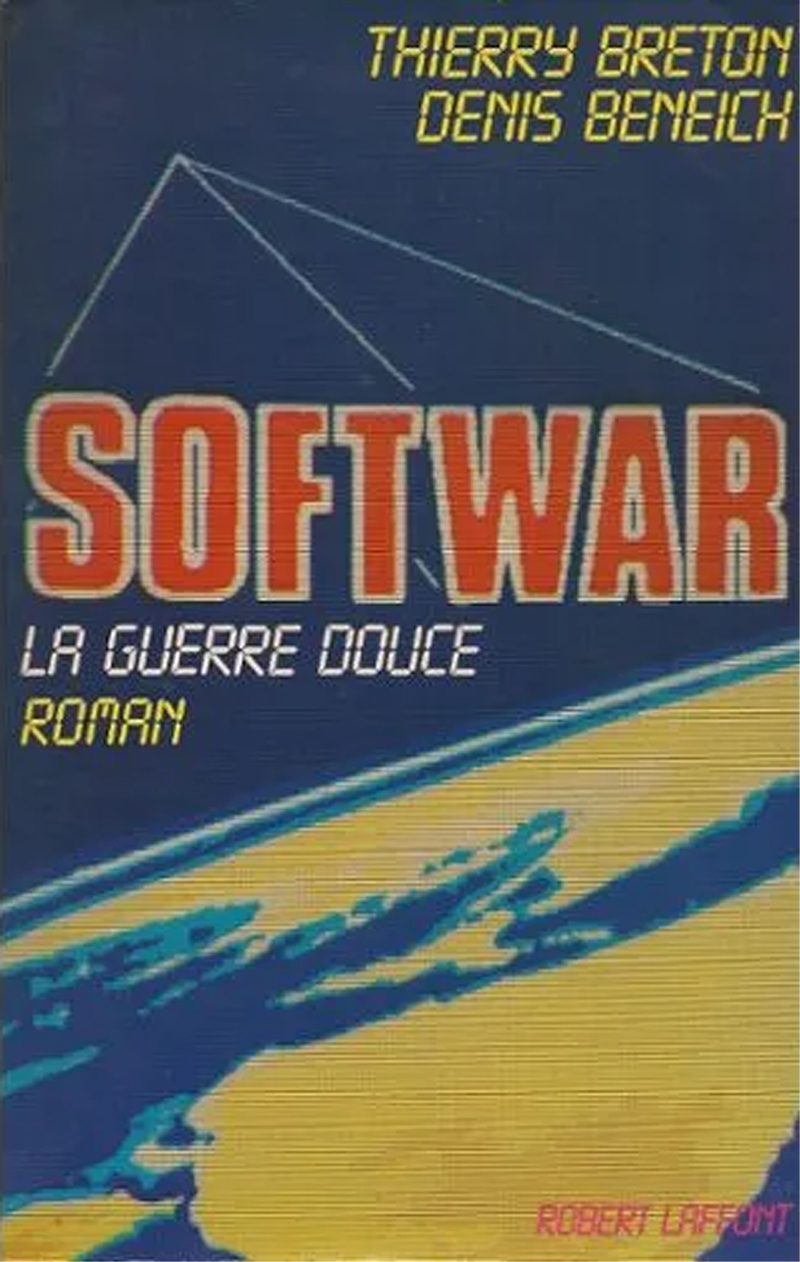 """Buchcover: """"Softwar"""""""