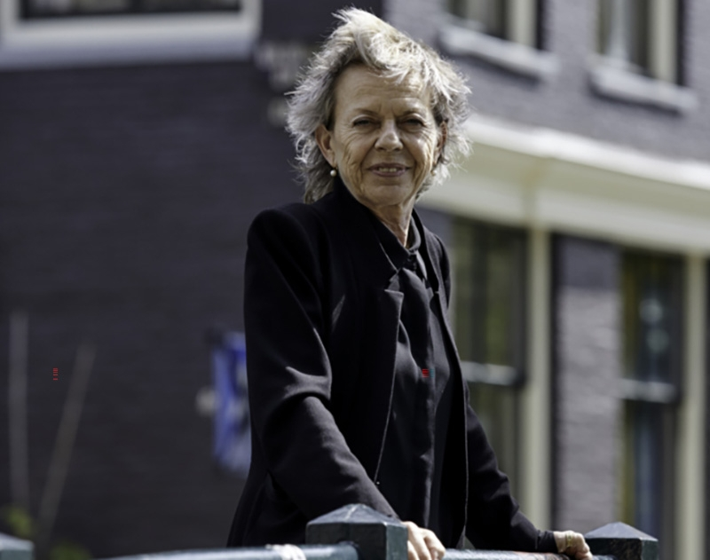 Connie Palmen Portraet