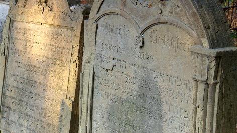 Ein Glanz von Ringstraße: Der jüdische Friedhof in Währing