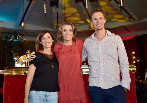DENK mit KULTUR  Klaus Eckel und Julia Cencig