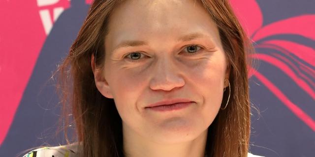 Mareike Nieberding auf der Buch Wien 2019