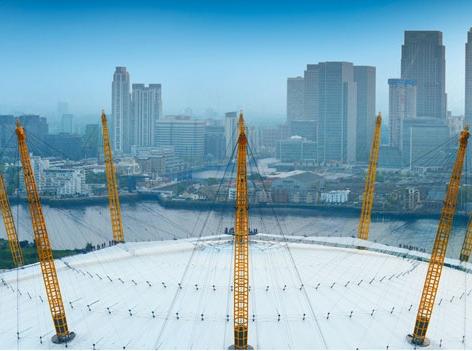 """The O2"" Arena London"