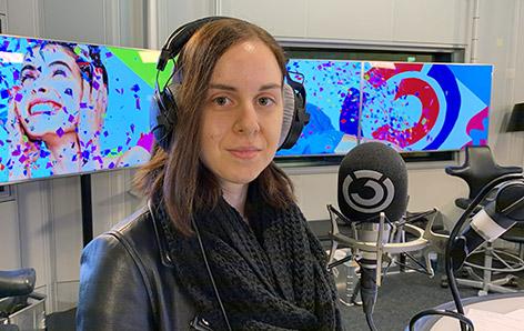 Ö3-Hörerin Julia