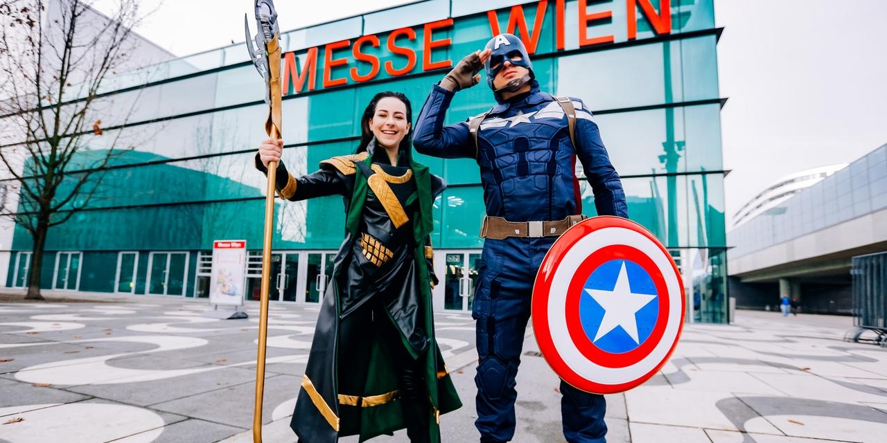 Comic Con Bild