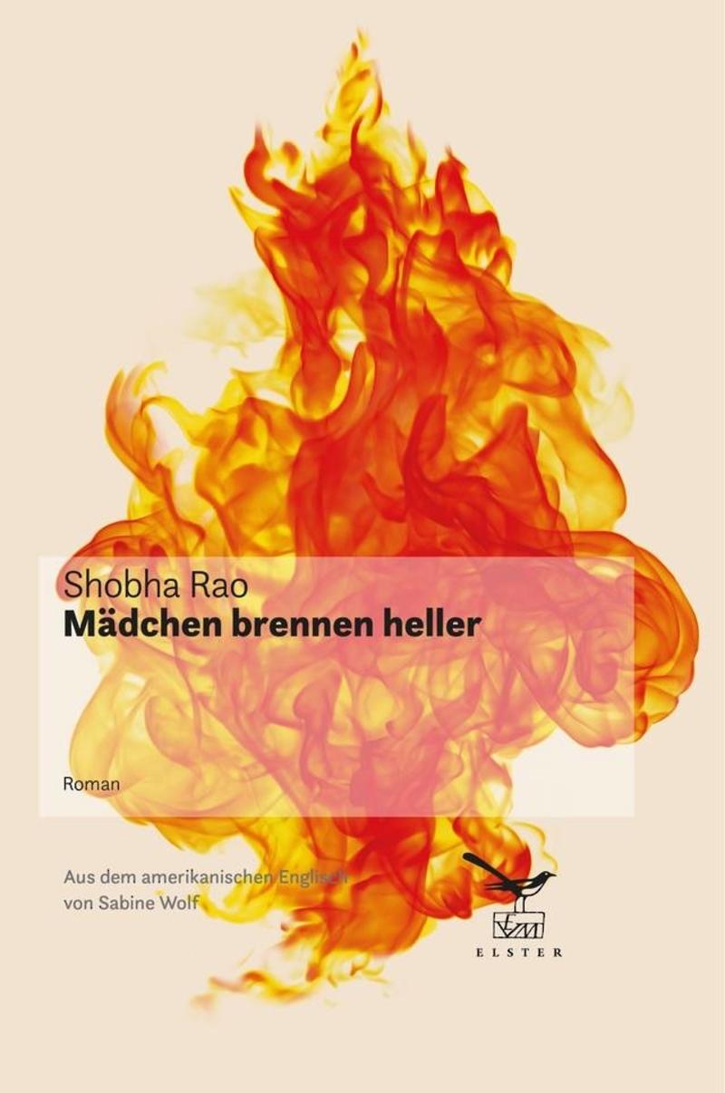 """Buchcover """"Mädchen brennen heller"""""""