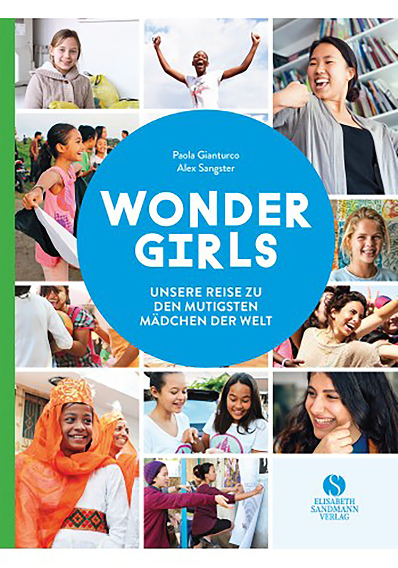 "Das Cover von ""Wonder Girls"""
