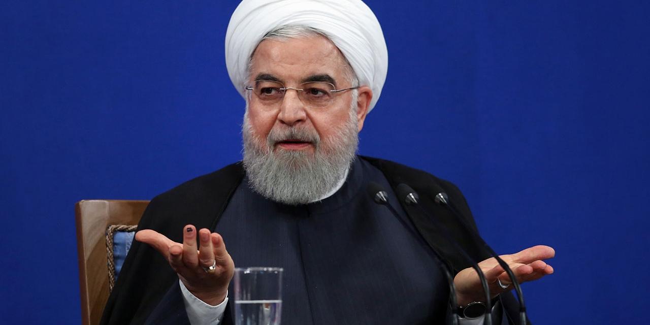 Iranischer President Rouhani