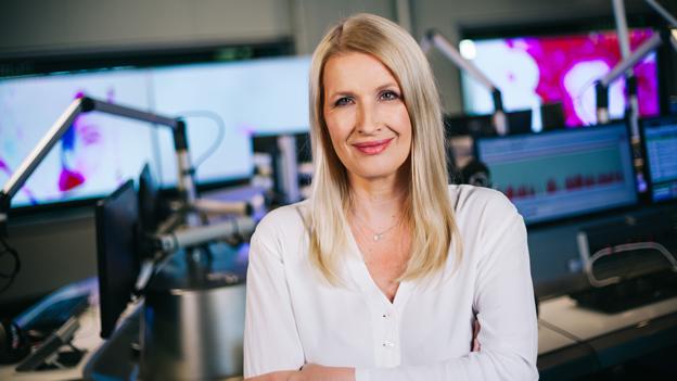 Moderatoren Foto - Claudia Stöckl