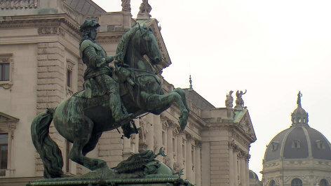 Aus dem Rahmen  Das Wien des Prinz Eugen