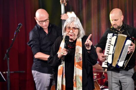 DENK mit KULTUR  Dirk Stermann und Emmy Werner