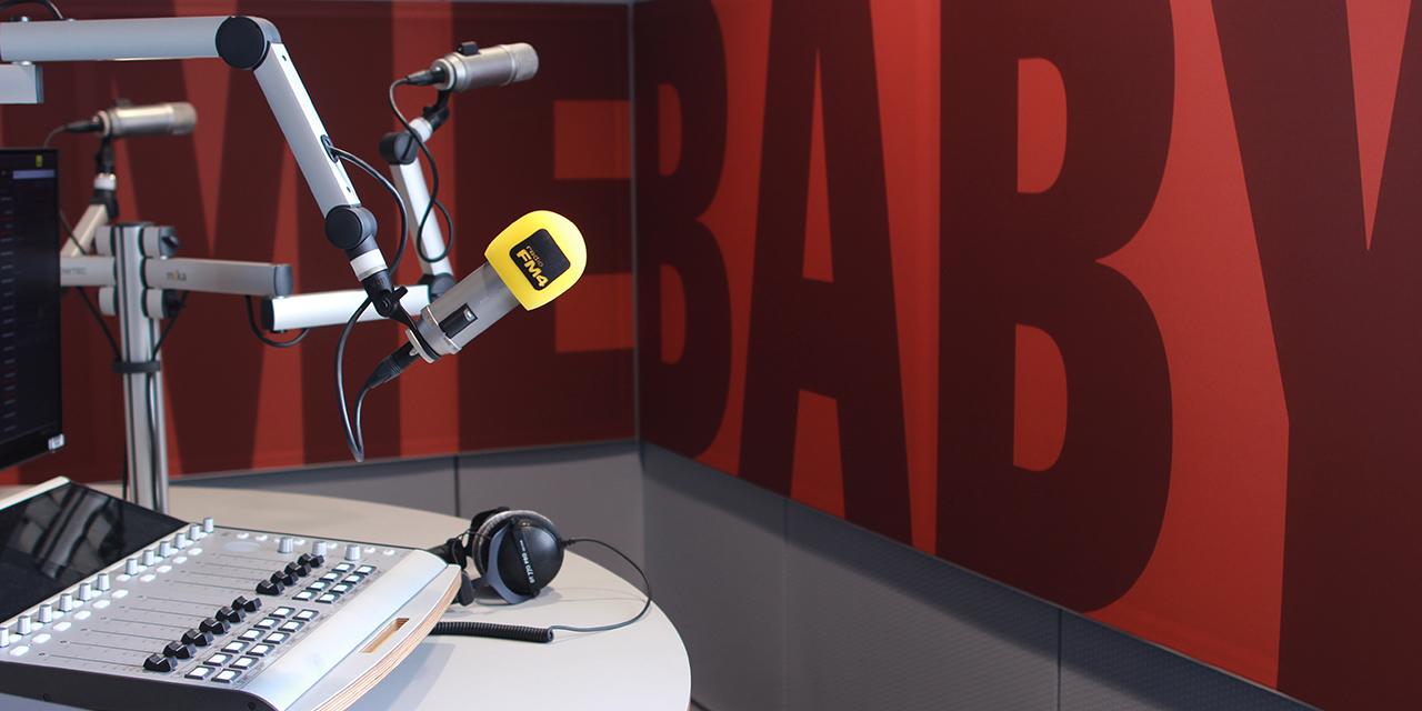 Neues FM4 Studio