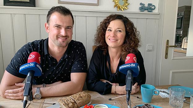 Sandra König und Sigi Fink