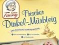 Eine Packung Tante Fanny Dinkel Mürbteig