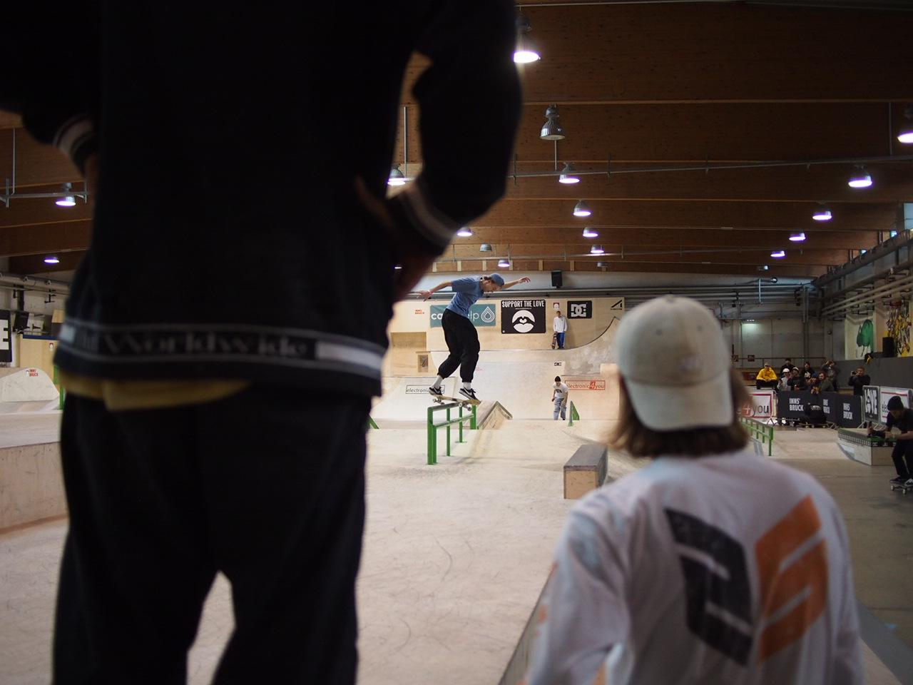 Skateboarder*innen