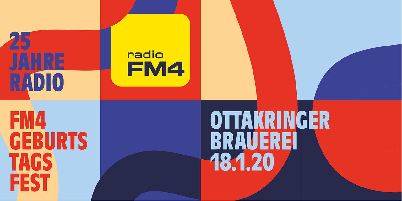 FM4 Geburtstagsfest 2020