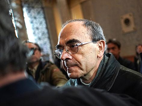 Der französische Kardinal Philippe Barbarin