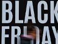 Werbeplakat für Black Friday