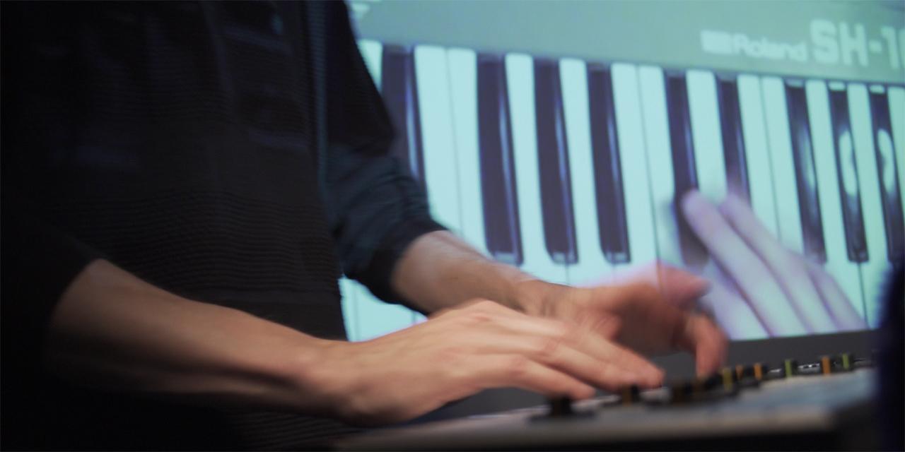Dorian Concept und sein Keyboard