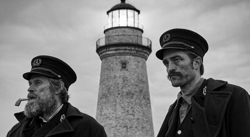"""szene aus """"the lighthouse"""""""