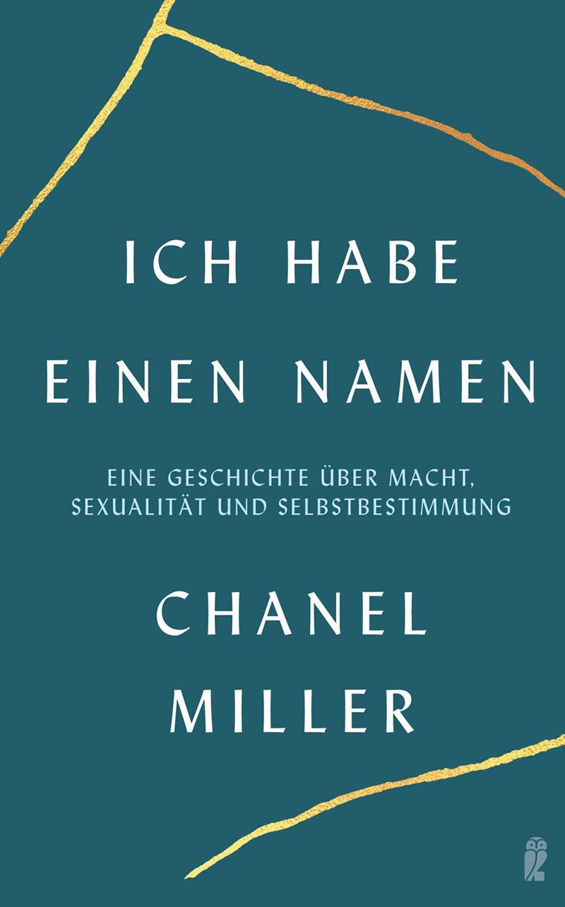 """Buchcover von """"Ich habe einen Namen"""""""