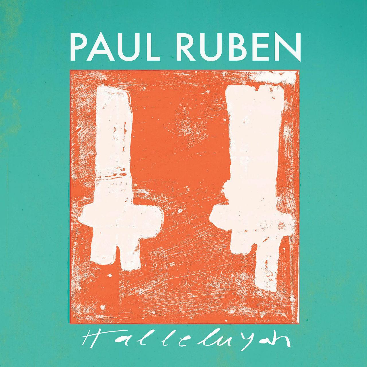 """Albumcover """"Halleluyah"""" von Paul Ruben"""