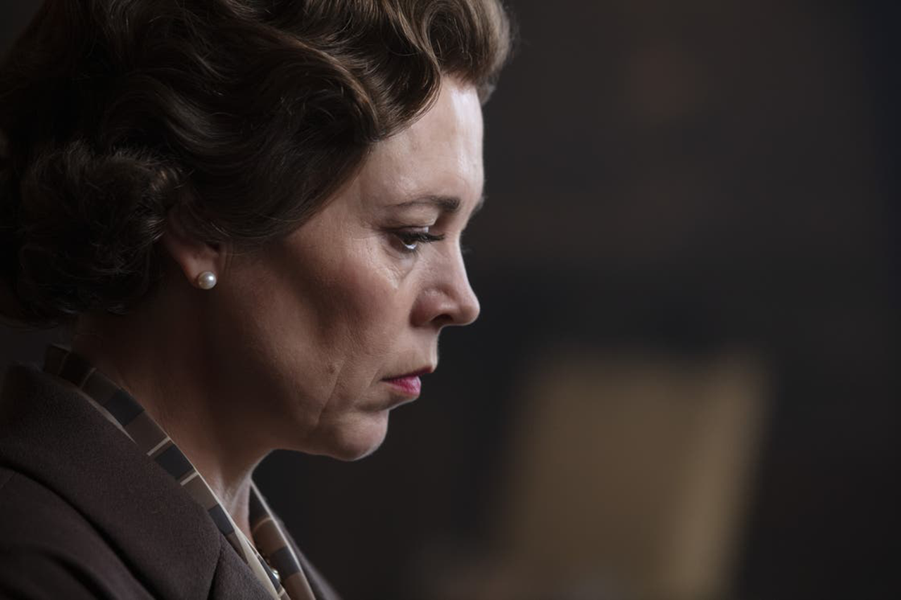 "Netflix Serie ""The Crown"""