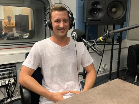 Allein gegen Kratky Kandidat Daniel aus Innsbruck