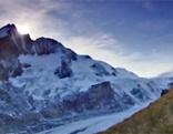 Am Eisstrom des Großglockner