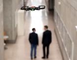 Quantensprung  Drohnen